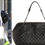 Cameron_Diaz_Bottega_veneta_studded_bag
