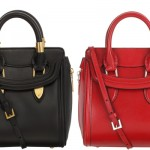 Alexander McQueen Mini Heroine Bag