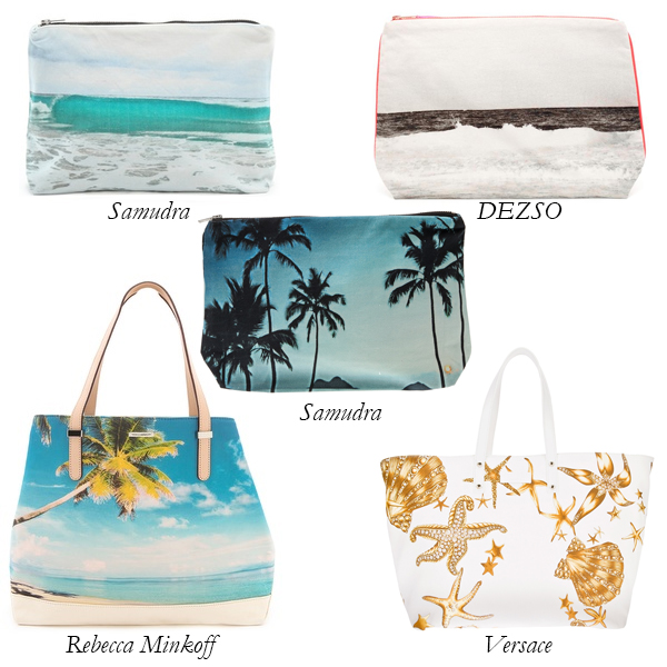 Top 5 Beach-Printed Bags