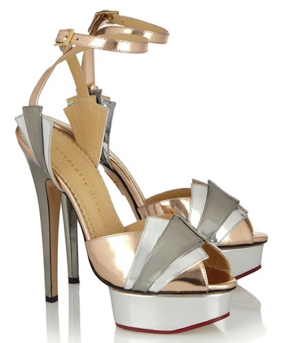 Charlotte Olympia Decodent Sandals