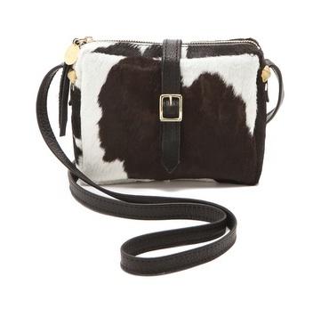 Claire Vivier Mini Haircalf Bag