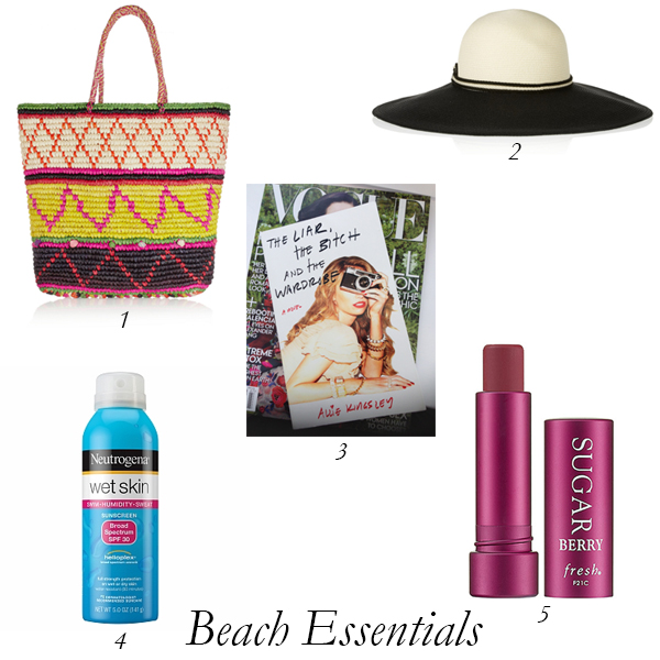 My Favorite Beach Destinations & Packing Essentials