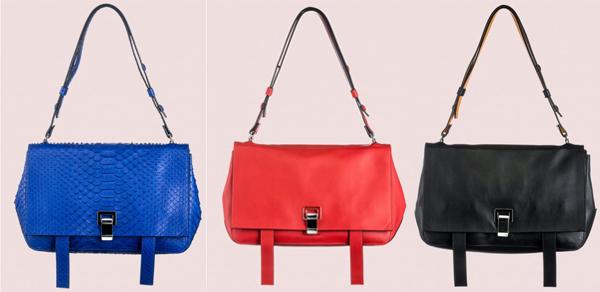 Proenza Schouler Courier Bag