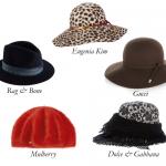 Top 5 Winter Hats