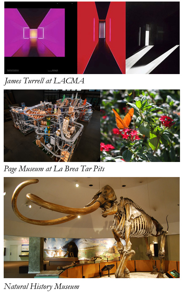 L.A. Museum Tour