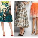 Top 5 Long Printed Skirts