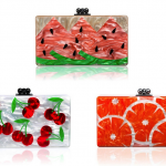 Edie Parker Fruit Clutches