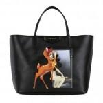 Givenchy Large Antigona Deer-Printed Tote Bag