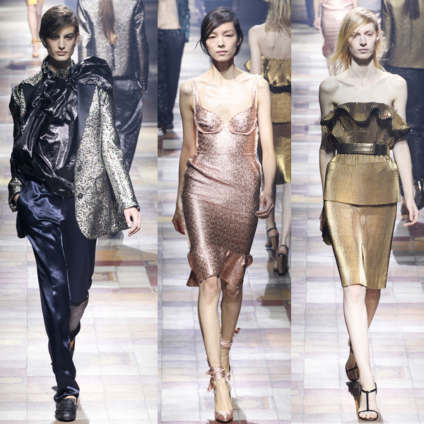 Lanvin Spring 2014 Collection