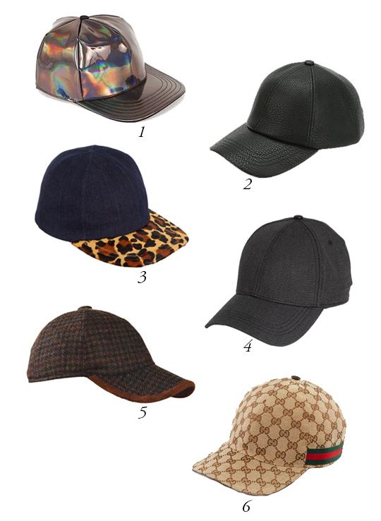 Luxe Baseball Hats
