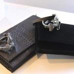 Viktor & Rolf Jeweled Cuff Bag