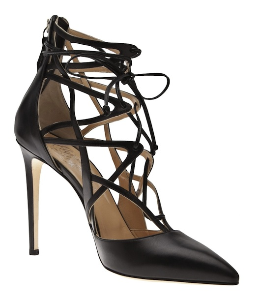 Alejandro Ingelmo Lace Up Pump
