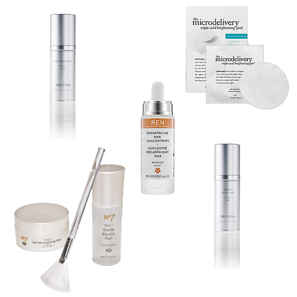 Best Facial Peels