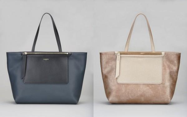 Lanvin New Easy Shopper Bag