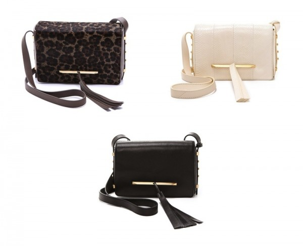 B Brian Atwood Bo & Brigitte Mini Cross Body Bags