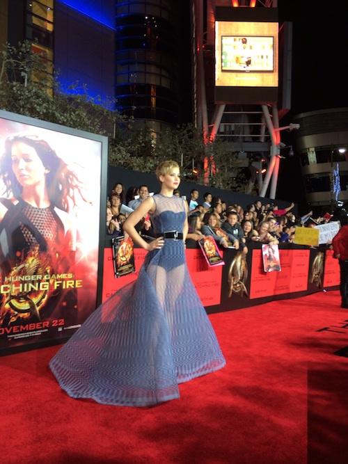 NET-A-PORTER x Hunger Games