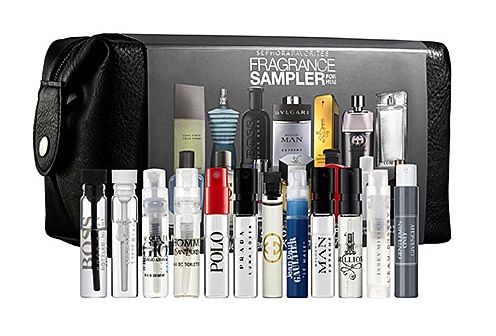Sephora Favorites Fragrance Sampler For Him