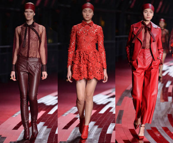 Valentino Shanghai 2013 Collection