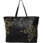 Jimmy Choo Sasha Leather Tote