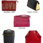 Cosmetics Bags that Pull Double Duty