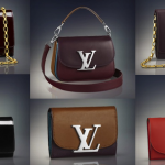 Louis Vuitton Louise and Vivienne Bags