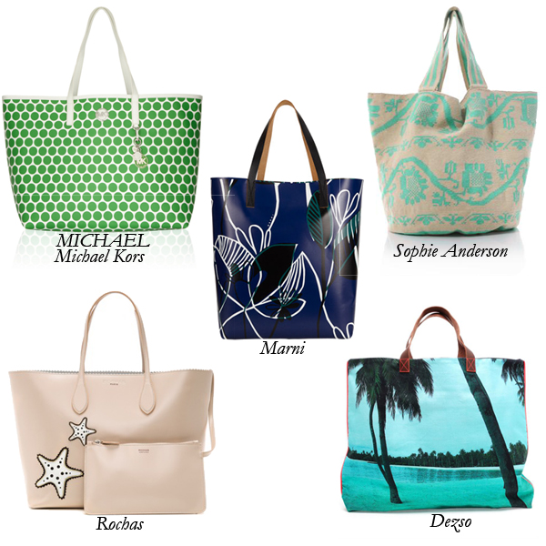Top 5 Resort Bags
