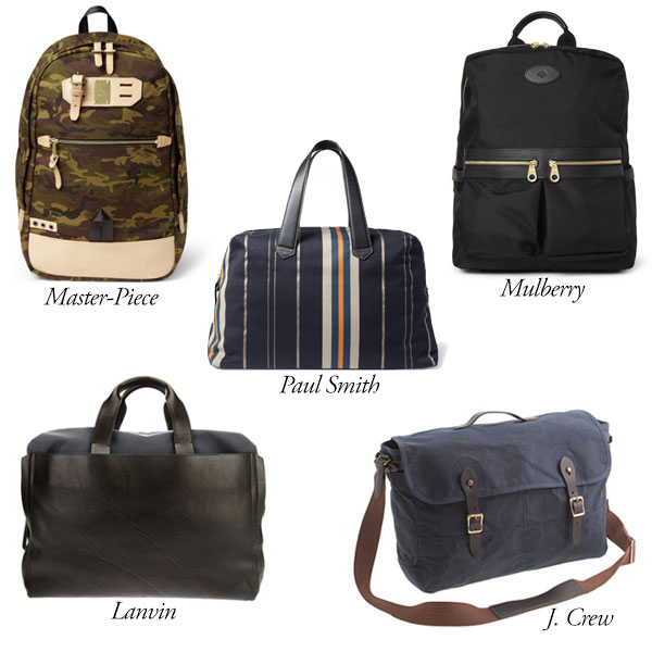 Top 5 Latest Man Bags