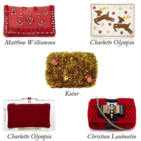 Top 5 Festive Clutches