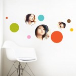 Paper Culture Bubble Up Photo Decals