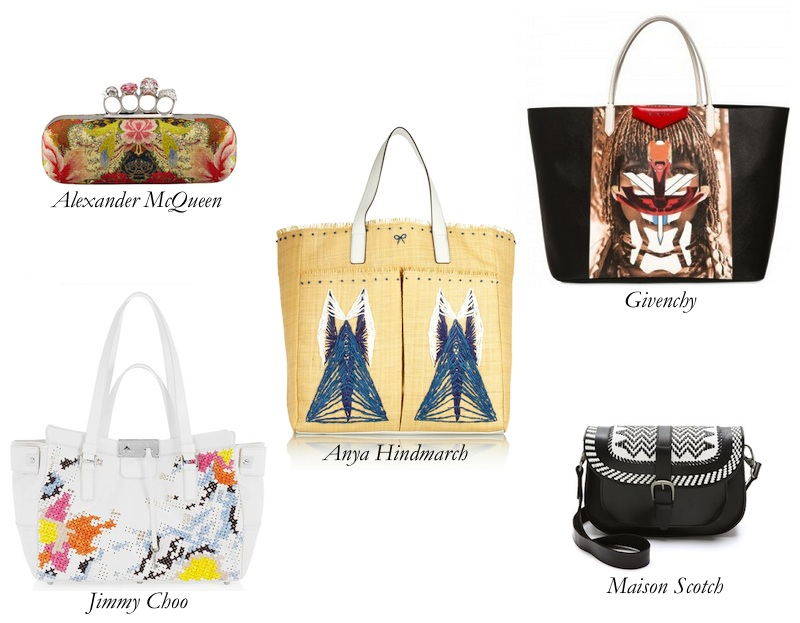 Top 5 Ethno-Chic Bags