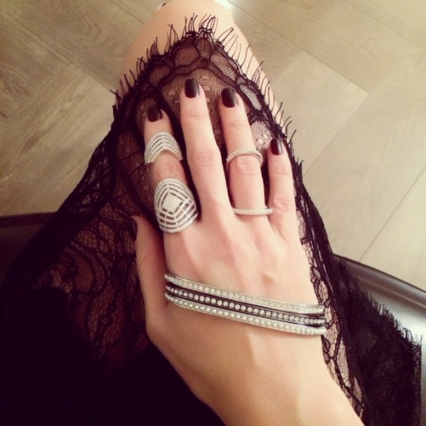 Fallon Palm Cuffs