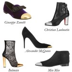 Top 5 Metallic-Tipped Shoes