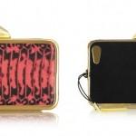 Kotur #getsmartbag Elaphe and Brass Smartphone Clutch