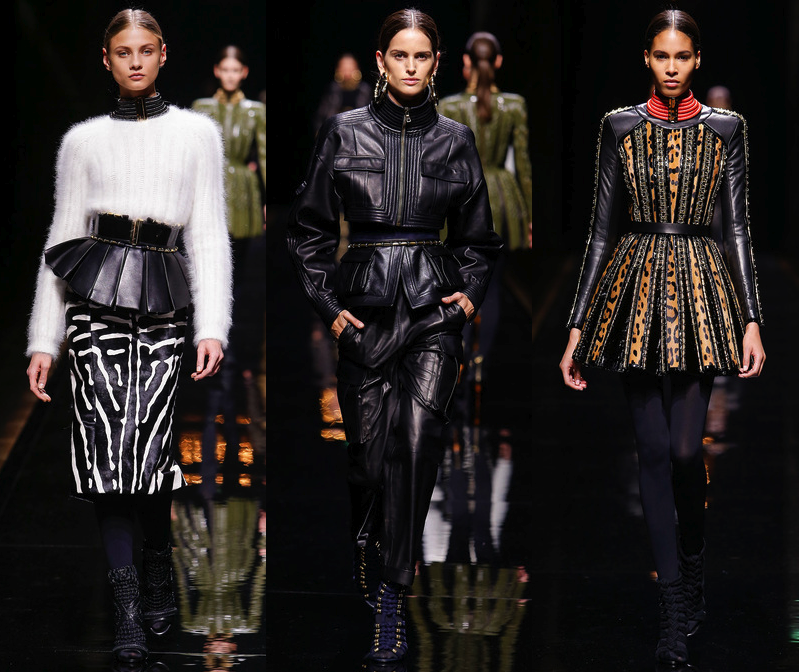 Balmain Fall 2014 Collection