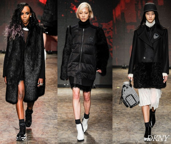 DKNY Fall 2014 Collection