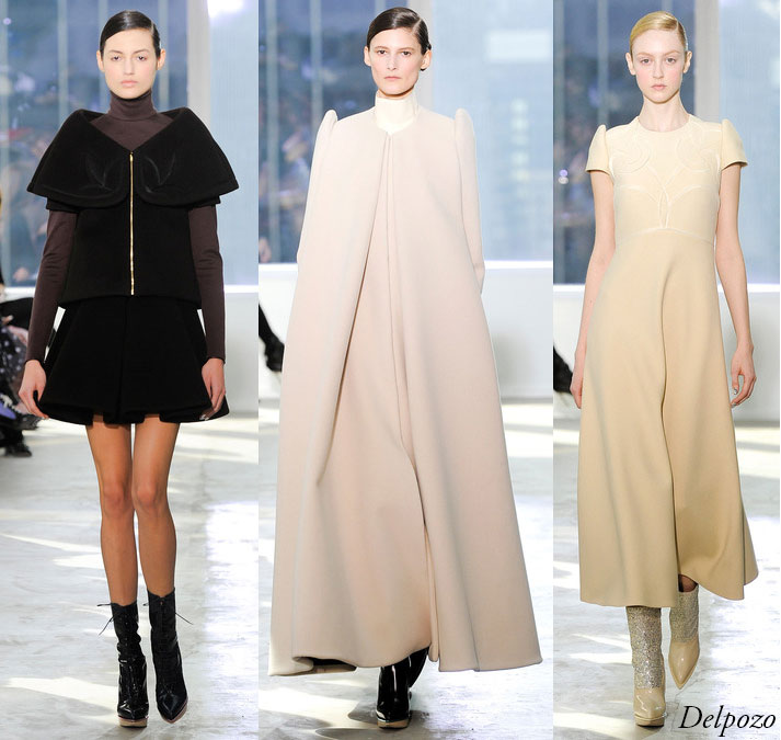Delpozo Fall 2014 Collection