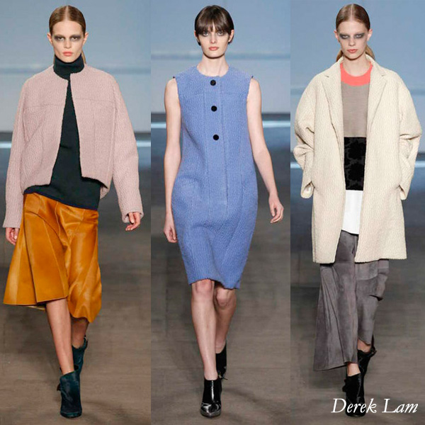 Derek Lam Fall Collection