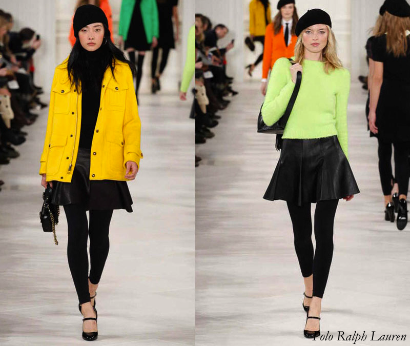 Ralph Lauren and Polo Ralph Lauren Fall 2014 Collections