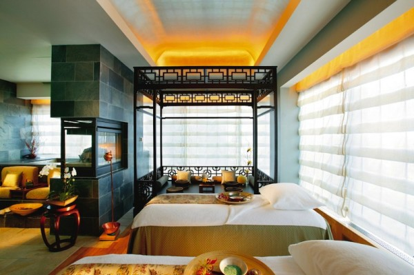 The Spa at the Mandarin Oriental New York