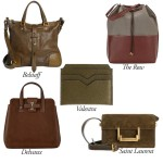 Army-Inspired Bags