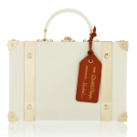 Charlotte Olympia Excess Baggage Perspex Clutch