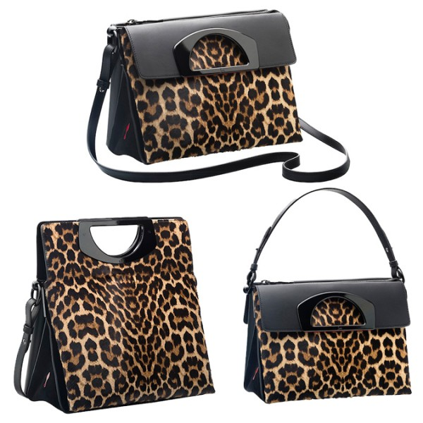 Christian Louboutin Leopard Bags