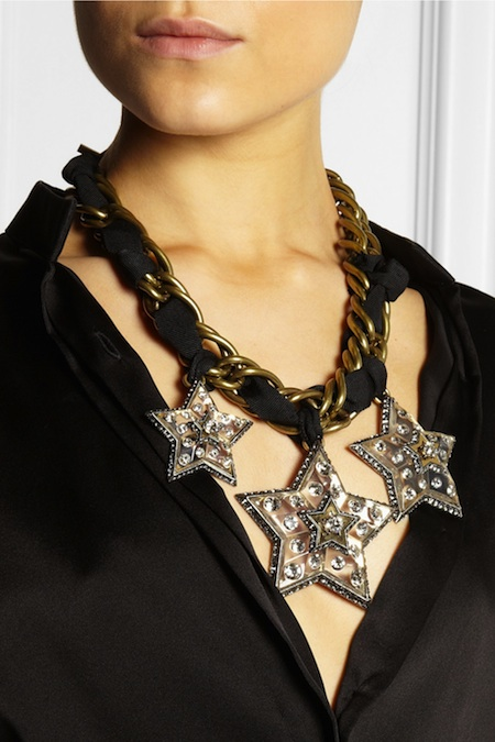 Lanvin Spring 2014 Jewelry