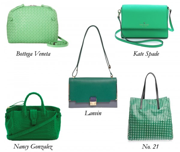 St. Patrick's Day Green Bags