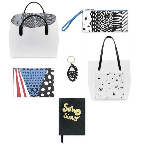 Smythson Quentin Jones Collaboration