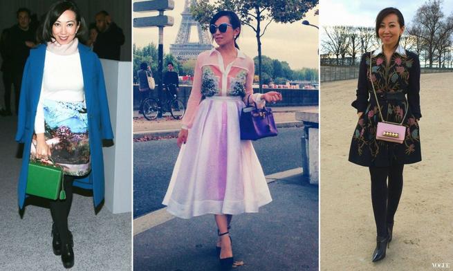 Tina Craig x Vogue Taiwan: The Beginning of a Beautiful Friendship