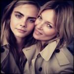 Kate and Cara Selfie