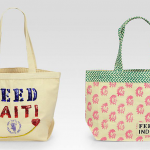 FEED Canvas Bags