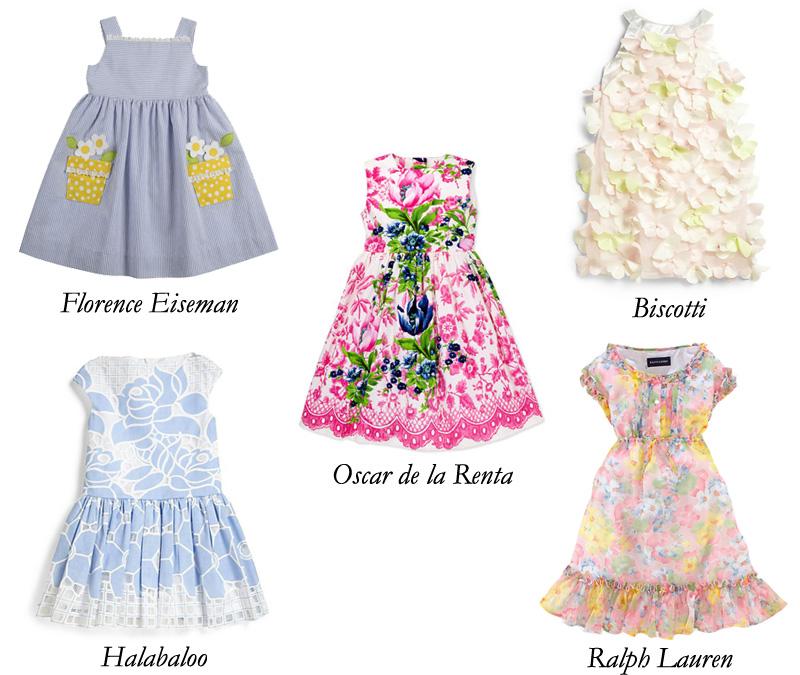 Top 5 Springtime Dresses