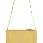 Tamara Mellon Attraction Patent-Leather Shoulder Bag